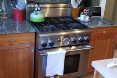 Earthwise Painting LLC - Kitchen Cabinet Refinishing (After)