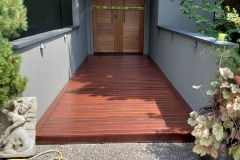 Earthwise Painting LLC - Deck (After)