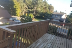 Earthwise Painting LLC - Deck (Before)