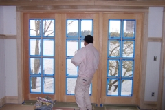 Earthwise Painting LLC - Residential Painting (During)
