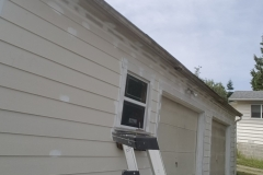 Earthwise Painting LLC - Residential Exterior Painting (Before)